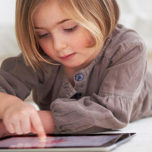 Crianças e os smartphones