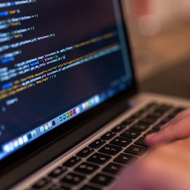 Como criar um website - código